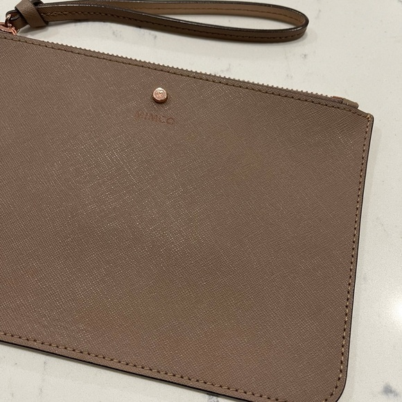 Mimco Handbags - ✨Host Pick✨ MIMCO SUPERMICRA Wrist Pouch Wallet